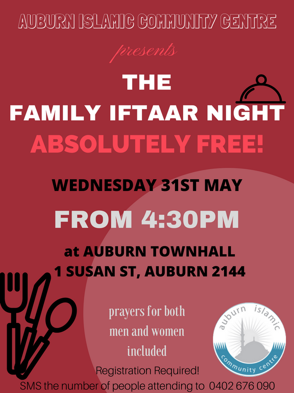 Family Iftaar